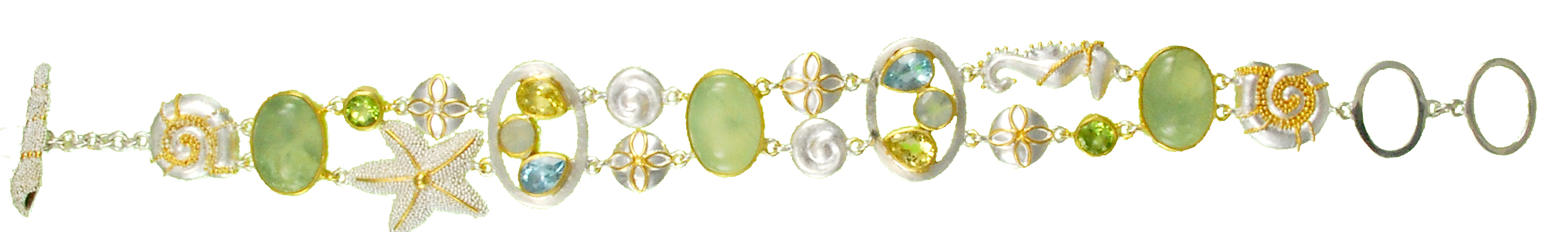 Michou - Sealife_Bracelet.jpg - brand name designer jewelry in Vero Beach, Florida